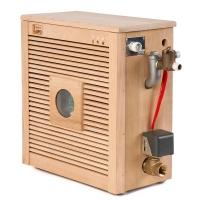 SAWO Парогенератор STPD-90-C1/3 в кедровой отделке в комплекте с пультом Innova и автоочисткой (3 доп. функции: свет, вентилятор, насос-дозатор)