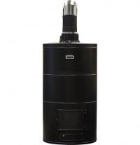 AITO Дровяная каменка АК-78 (печь+шамотный кирпич+камни 30 кг)