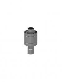 Теплообменник на трубе (Самоварного типа) 6л