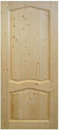 """Двери """"Славянка"""" материал сосна."""