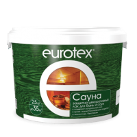 Evrotex -сауна состав (лак) 0,9кг
