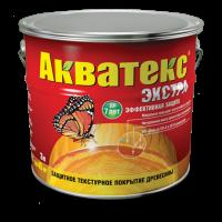Акватекс - Экстра 0,8л каштан