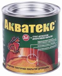 Акватекс 0,8л желтый