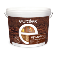 EUROTEX® Герметик для дерева 25л сосна