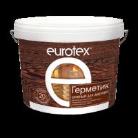 EUROTEX® Герметик для дерева 600 мл орех