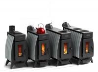 Отопительная печь Огонь-батарея