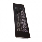 HELO ИК излучатель IR 750 WA 400 настенная установка, серый, артикул 015001