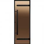 HARVIA Двери стеклянные LEGEND, сатин, размеры 7х19, 8x19, 8x21, 9x19, 9x21