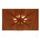 CARIITTI Потолочный светильник «звезда»