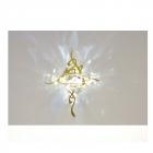 CARIITTI Светильник «KIHLA» золото